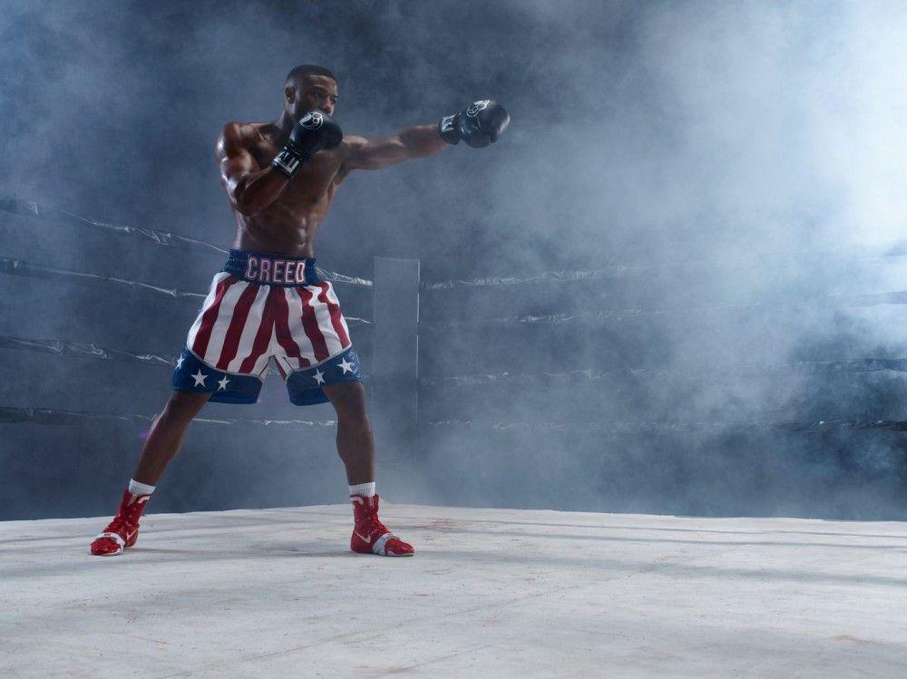 Adonis Creed (Michael B. Jordan) bereitet sich auf den wohl wichtigsten Kampf seiner Boxerkarriere vor.