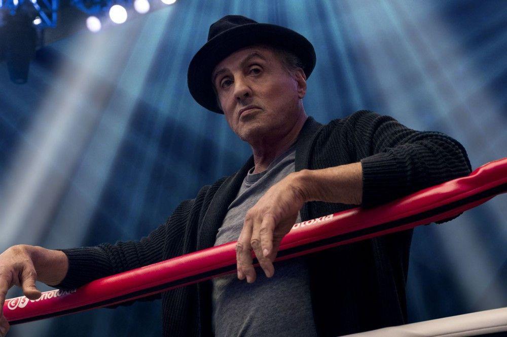 Rocky (Sylvester Stallone) versucht, wieder Kontakt zu seinem Sohn aufzunehmen.