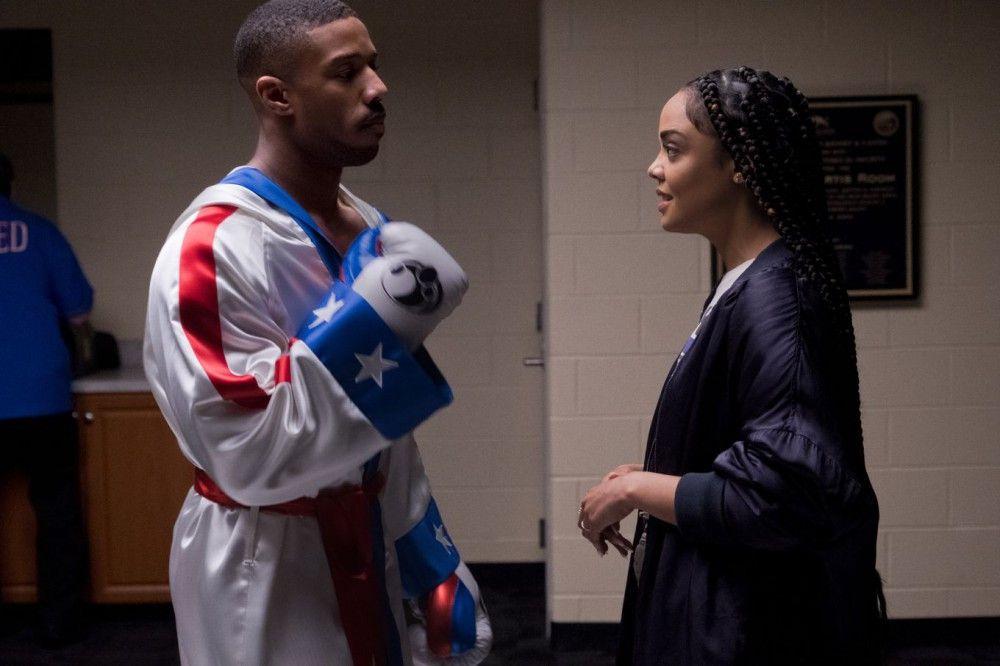 "Motiv aus ""Creed II: Rocky's Legacy"""