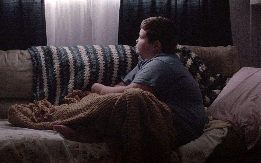 Will (Eli Haley) spricht anfangs kein Wort.