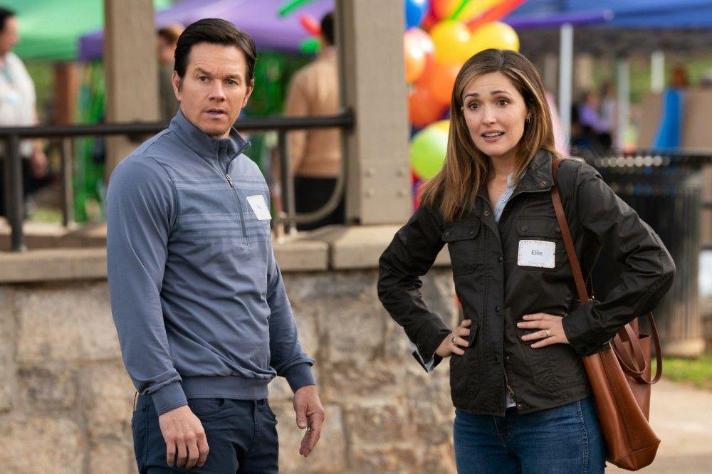 Pete (Mark Wahlberg) und Ellie (Rose Byrne) müssen sich noch mit ihrer neuen Rolle als Eltern anfreunden.