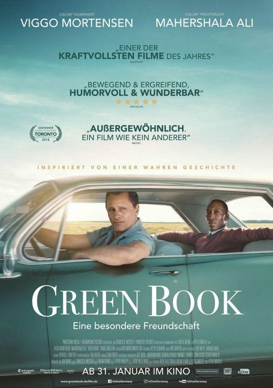 """Peter Farrely schuf mit der Antirassismus-Dramödie """"Green Book"""" einen extrem unterhaltsamen Film, der das Zeug zum Klassiker hat."""