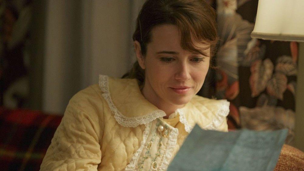 Dolores Vallelonga (Linda Cardellini) ist begeistert von den Liebesbriefen, die ihr Mann ihr - unter starker Mithilfe von Dr. Shirley - von unterwegs schreibt.