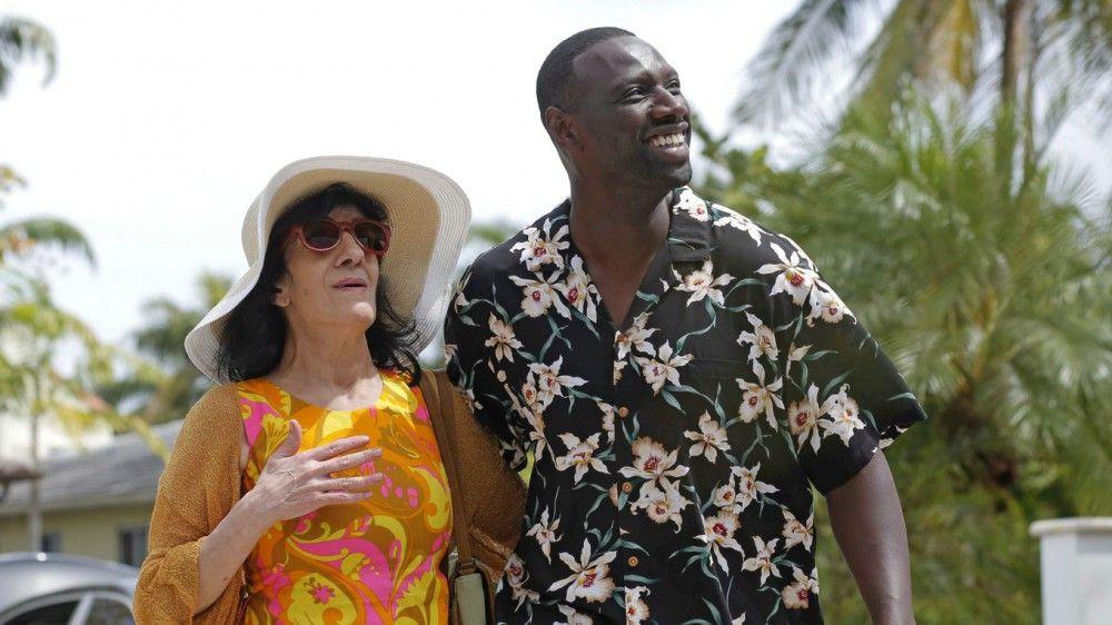 Polizist Baaba Keita (Omar Sy) macht zusammen mit seiner Mutter (Biyouna) Miami unsicher.