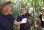 Nach der Dschungelprüfung fängt Chris Töpperwien Streit an.