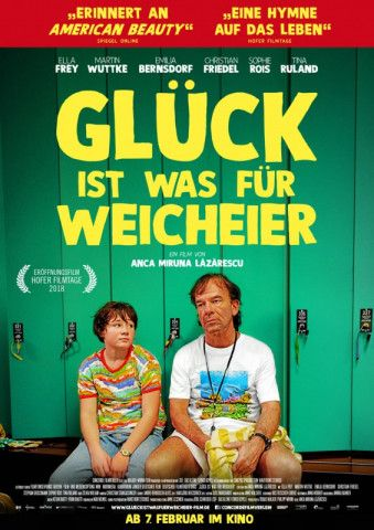"""""""Glück ist was für Weicheier"""" ist ein Film über den Tod - und bisweilen harter Tobak."""