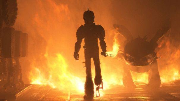 Drachentöter Grimmel ist kein Freund der Feuerspeier.