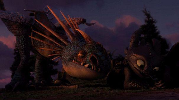 """""""Drachenzähmen leicht gemacht 3: Die geheime Welt"""" ist der letzte Teil der erfolgreichen Animationsreihe."""