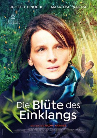 """Für """"Die Blüte des Einklangs"""" drehte die japanische Arthouse-Regisseurin Naomi Kawase erstmals mit einem großen Kinostar, der Französin Juliette Binoche."""