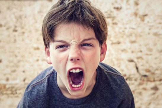 """""""Doofe Mama!"""": Wenn Kinder ausfallend werden, heißt es für die Eltern, Fassung zu bewahren."""