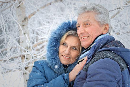 Liebe, Vertrauen, gemeinsame Wege: Eine erfüllte Partnerschaft ist eine wichtige Quelle des Glücks.