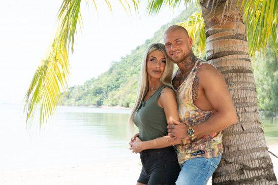 Christina (27) aus Dortmund und Salvatore (25) aus Essen: Salvatore ist eigentlich kein Beziehungstyp und macht es seiner Christina ganz schön schwer. Die würde gerne mit ihm zusammenziehen. Die beiden sind seit acht Monaten ein Paar.