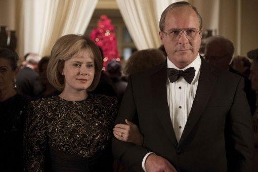 Dick Cheney (Christian Bale) und seine Frau Lynne (Adam McKay) gehören zum politischen Establishment der USA.
