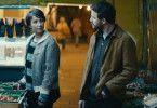 Können sie einander noch trauen? Carola (Julia Koschitz) will Steve (Friedrich Mücke) die Angst vor Neuem nehmen.