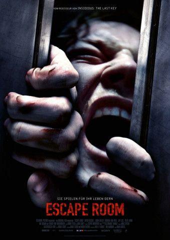 """In """"Escape Room"""" wird aus einem Spiel tödlicher Ernst."""