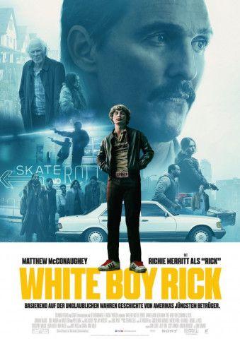"""""""White Boy Rick"""" erzählt die wahre Geschichte eines jungen Mannes, der vom FBI angestiftet wird, mit Drogen zu dealen."""