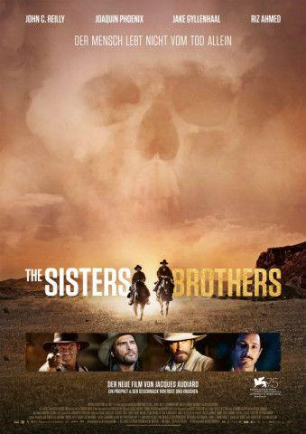 """In Italien preisgekürt, in den USA ein Flop: Jetzt startet """"The Sisters Brothers"""", eine Western-Roman-Verfilmung von Jacques Audiard, in Deutschland im Kino."""