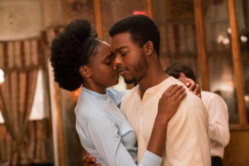 Die Liebe zwischen Fonny (Stephan James) und Tish (KiKi Layne) steht unter keinem guten Stern.