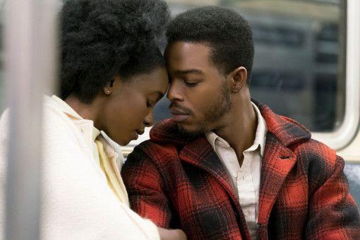 Tish (KiKi Layne) und Fonny (Stephan James) lernen sich in jungen Jahren kennen und lieben.