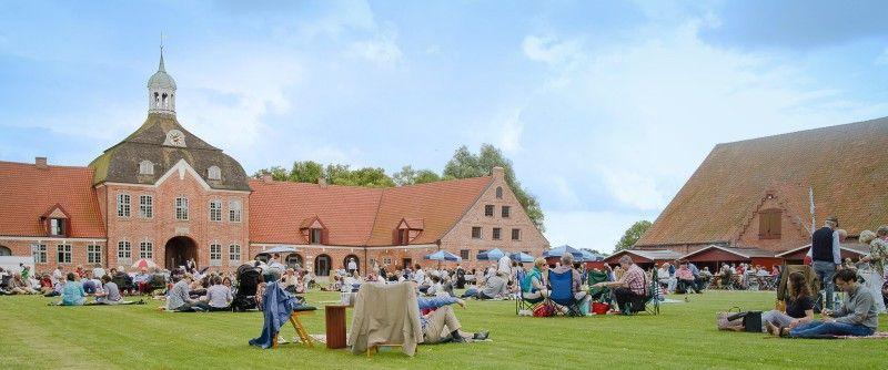 Beim SHMF werden auch Bauernhöfe zur Festival-Location.