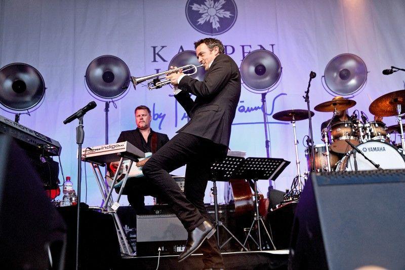In Kampen auf Sylt kommen Jazz-Fans auf ihre Kosten – kostenlos, denn der Einritt ist frei.