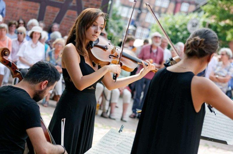 Die Sommerlichen Musiktage Hitzacker sind Deutschlands ältestes Festival für Kammermusik.