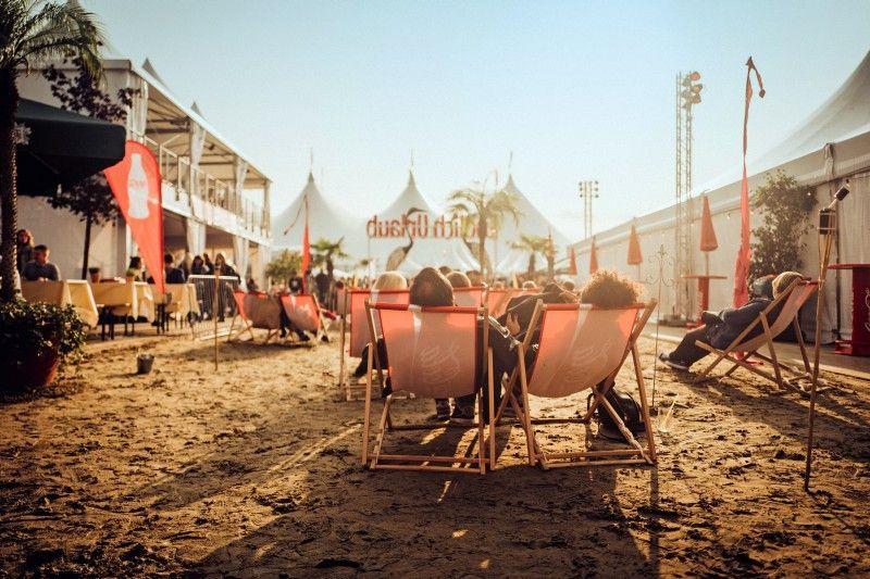 Das Zeltfestival Ruhr ist eines der größten wie spektakulärsten Kulturfestivals hierzulande.