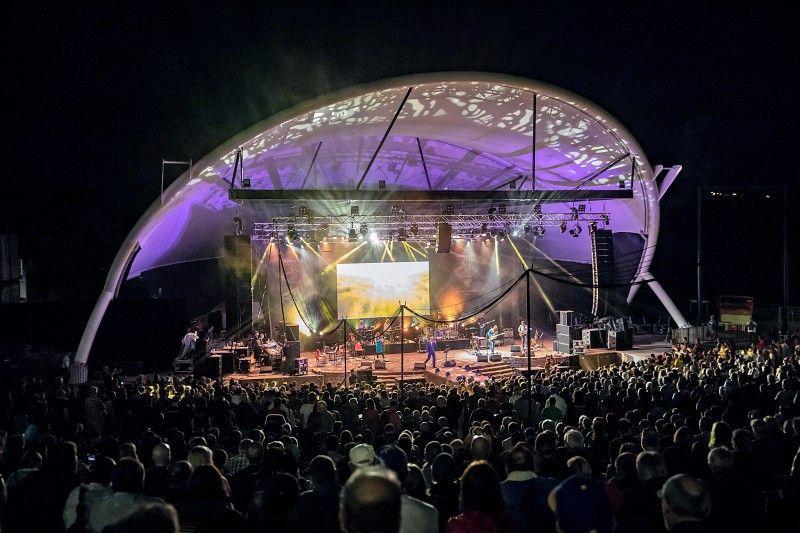 Das Loreley Amphitheater ist Schauplatz der Night of the Prog.