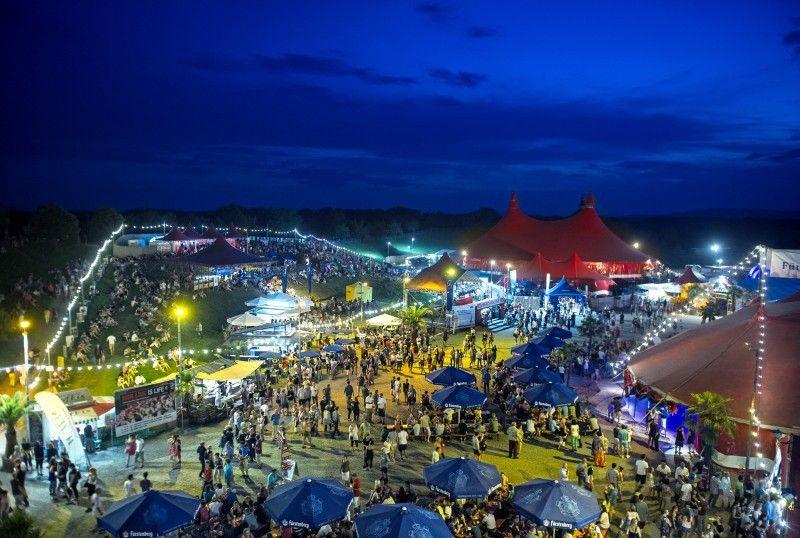 Beim Zelt-Musik-Festival Freiburg gibt es Pop & Rock, ferner Blues, Jazz und Soul.