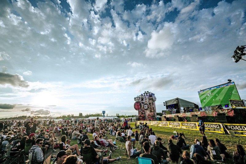 Das Southside Festival ist die Süd-Schwester des Hurricane Festivals mit ähnlicher Line-up.