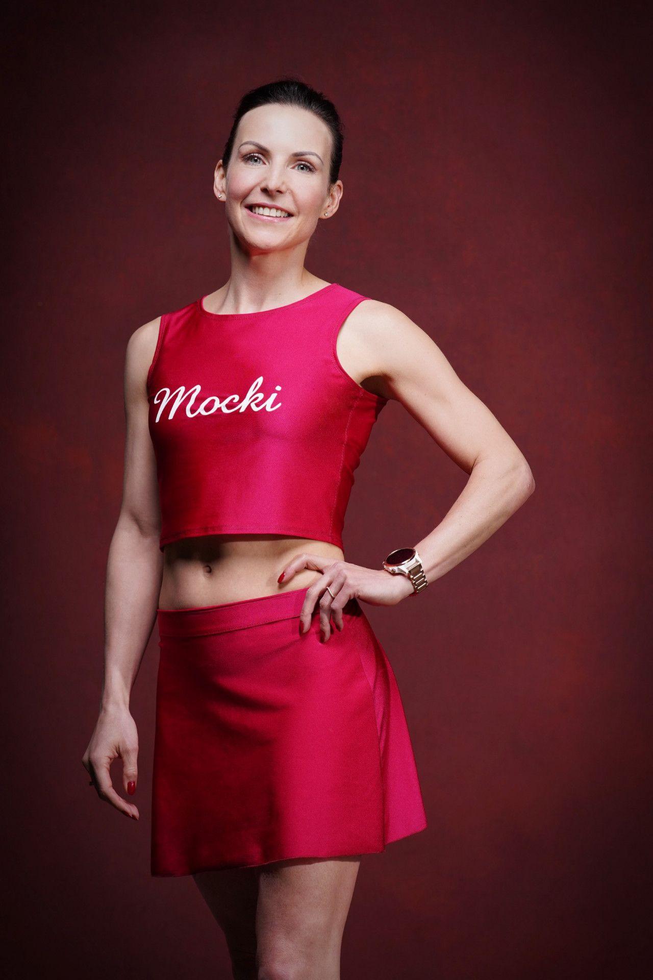 """Sabrina Mockenhaupt ist zäh und trainingsfleißig. Das muss sie als ehemalige Marathon-Läuferin auch sein. Ob sie auch Talent für das Tanzen hat, will sie in """"Let's Dance"""" zeigen."""