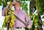 Tom (59) betreibt in Costa Rica eine Kaffee- und Bananenplantage. Der gelernte Klavierbauer hat außerdem ein kleines Hotel.