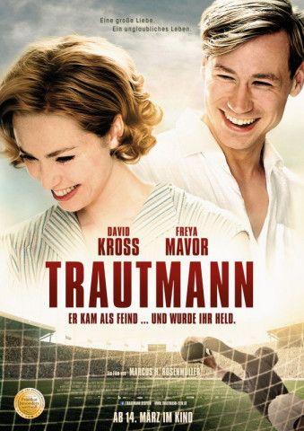 """Das Biopic """"Trautmann"""" erzählt das Leben der Torwartlegende Bert Trautmann als Geschichte über Liebe und Völkerverständigung."""