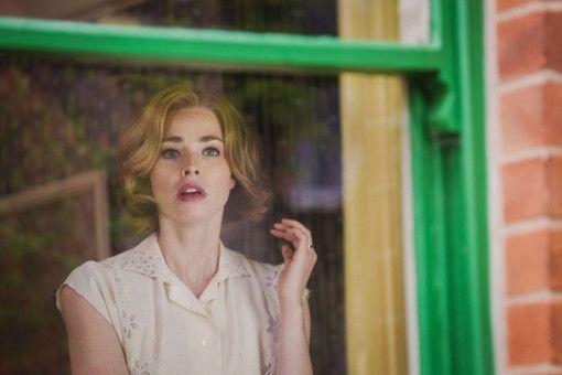 Margaret (Freya Mavor) hat sich in einen Deutschen verliebt - im Nachkriegsengland ein Skandal.