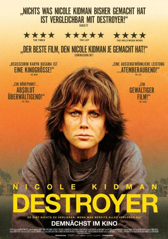 """In """"Destroyer"""" liefert Nicole Kidman eine beeindruckende One-Man-Show ab."""