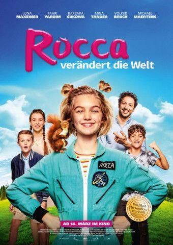 """""""Rocca verändert die Welt"""" ist ein kunterbunter Film für die ganze Familie - mit einer starken Heldin im Zentrum."""