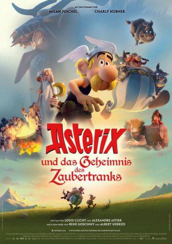 """Mit Witz und Charme poltern die besten Gallier der Welt durch ihr zweites CGI-Abenteuer und suchen in """"Asterix und das Geheimnis des Zaubertranks"""" einen Ersatz für ihren arbeitsmüden Druiden."""
