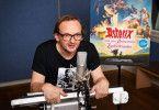 Milan Peschel leiht dem unbeugsamen Asterix wieder seine Stimme.