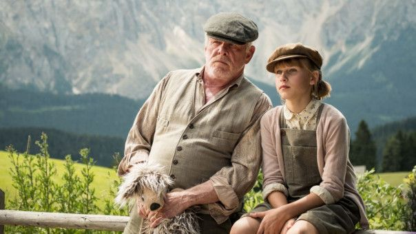 Opa Amandus (Nick Nolte) und seine Enkelin Matilda (Sophie Lane Nolte) brechen auf auf eine Reise durch Europa.