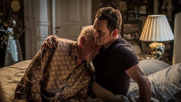 Nick (Matt Dillon, rechts) macht sich Sorgen um seinen Vater (Nick Nolte).