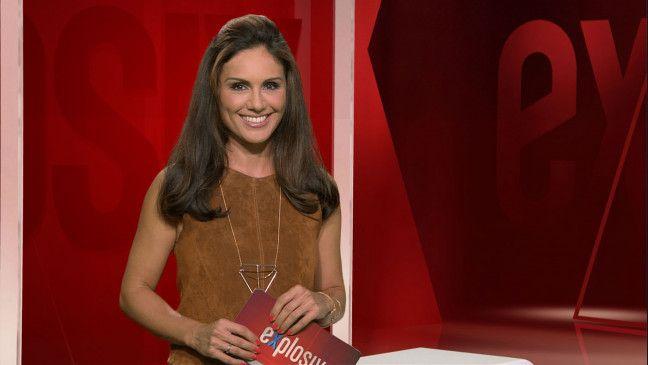 Nazan Eckes moderiert seit vielen Jahren diverse Sendungen für RTL.