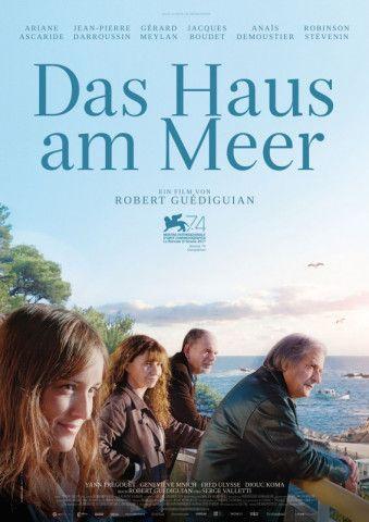 """""""Das Haus am Meer"""" bietet in idyllischer Kulisse ein Kammerspiel um alte Wunden und verlorene politische Illusionen, eine schwierige Vergangenheit und eine unsichere Zukunft."""