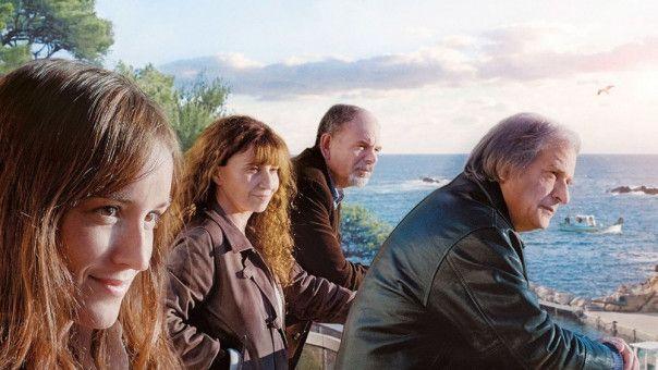 """Vier Menschen, die auf teils unheilvolle Weise miteinander verbunden sind: """"Das Haus am Meer"""" ist ein Film über zerstrittene Geschwister, die ihre Vergangenheit nicht loslässt."""