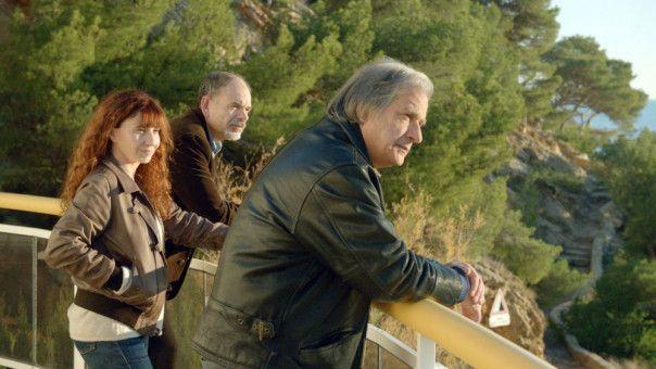 Hin und wieder zeigt sich glücklicherweise die Sonne für die zerstrittenen Geschwister Angèle (Ariane Ascaride), Joseph (Jean-Pierre Darroussin, hinten) und Armand (Gérard Meylan).