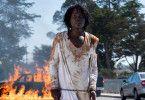 Gefesselt, aber alles andere als wehrlos: Adelaide (Lupita Nyong'o) will ihre Familie um jeden Preis vor den mörderischen Doppelgängern beschützen.