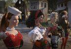 """In """"Willkommen in Marwen"""" lässt Regisseur Robert Zemeckis die Puppen tanzen."""
