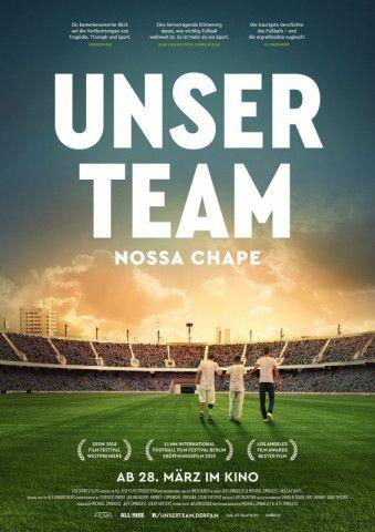 """Dokumentarisches Meisterwerk: """"Unser Team - Nossa Chape"""" erzählt vom Umgang mit einer Katastrophe."""