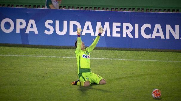 Im Jahr 2016 schafften es die Männer von Chapecoense bis ins Finale der Copa Sudamericana.