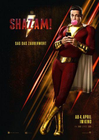 """Superheld """"Shazam"""" hat seinen ersten großen Kino-Auftritt - und besteht ihn mit Bravour."""