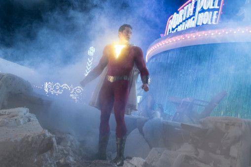 Das Kind im Manne: Aus dem 14-jährigen Billy wird Superheld Shazam (Zachary Levi).